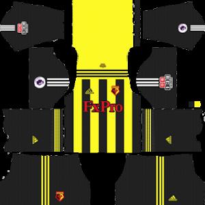 Watford FC Kits 2018/2019 Dream League Soccer