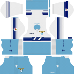 S.S. Lazio Kits 2018/2019 Dream League Soccer