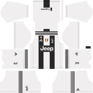 Juventus Kits 2018/2019 Dream League Soccer