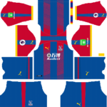 Crystal Palace Kits 2018/2019 Dream League Soccer