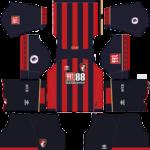 A.F.C. Bournemouth Kits 2018-2019 Dream League Soccer