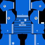 Cardiff City Kits 2018/2019 Dream League Soccer