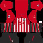 Southampton FC Kits 2018-2019 Dream League Soccer