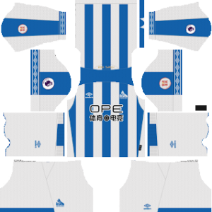 Huddersfield Town AFC Kits 2018/2019 Dream League Soccer