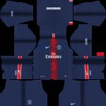 Paris Saint-Germain Kits 2018/2019 Dream League Soccer