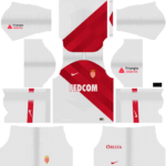 AS Monaco FC Kits 2018/2019 Dream League Soccer