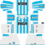 Racing Club Kits 2018/2019 Dream League Soccer