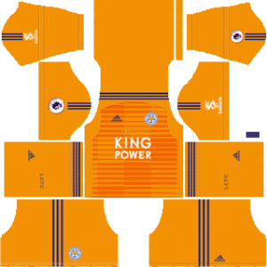 Leicester City Goalkeeper Third Kit 2019