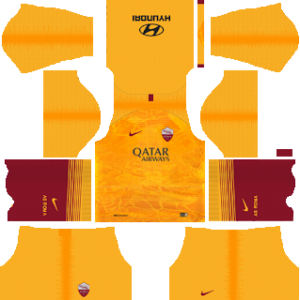 AS Roma Third Kit 2019