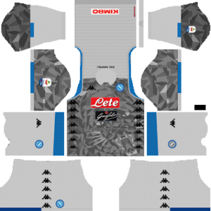 S.S.C Napoli Third Kit 2019