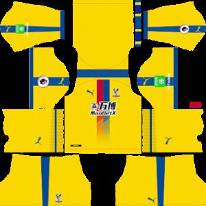 Crystal Palace Third Kit 2019