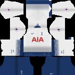 Tottenham Hotspur Kits 2018/2019 Dream League Soccer