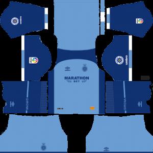 Girona FC Third Kit 2019
