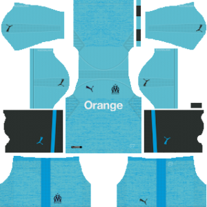 Olympique de Marseille Third Kit 2019
