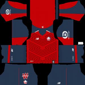 LOSC Kits 2018/2019 Dream League Soccer