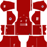 Liverpool Kits 2018/2019 Dream League Soccer