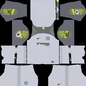 Chelsea Goalkeeper Away Kit 2019