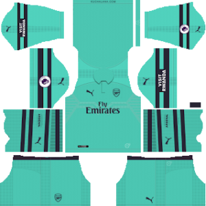 Arsenal Third Kit 2019