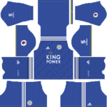 Leicester City Kits 2018/2019 Dream League Soccer