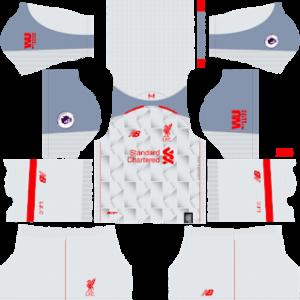 Liverpool Third Kit 2019