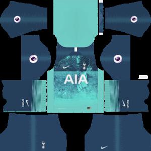 Tottenham Hotspur Third Kit 2019