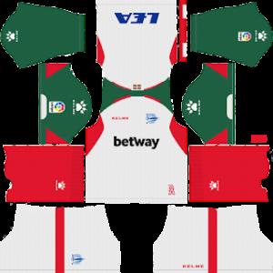 Deportivo Alaves Third Kit 2019