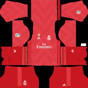 Real Madrid Third Kit 2019