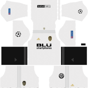 Valencia UCL Home Kit