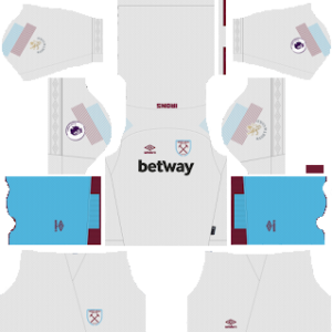 West Ham United Third Kit 2019