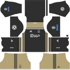 AFC Ajax UCL Away Kit