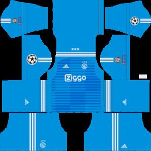 AFC Ajax UCL Goalkeeper Home Kit
