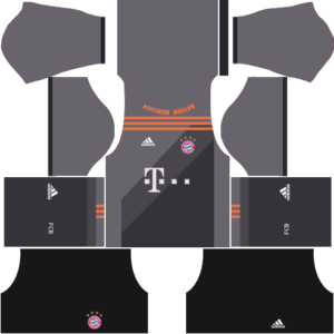 Bayern Munich Away Kit 2017