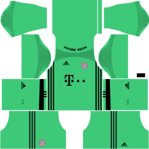 Bayern Munich Goalkeeper Away Kit 2017