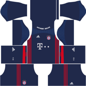 Bayern Munich Goalkeeper Home Kit 2017