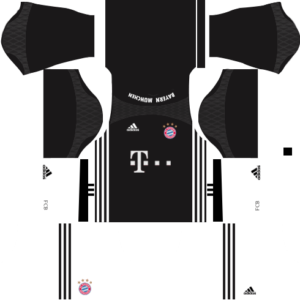 Bayern Munich Goalkeeper Third Kit 2017