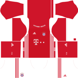 Bayern Munich Kits 2016/2017 Dream League Soccer