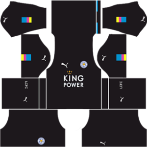 Leicester City Goalkeeper Home Kit: