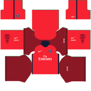 Paris Saint-Germain Away Kit: