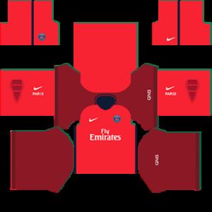 Paris Saint Germain Kits Special 2015 2016 Dream League Soccer Fts Dls Kits