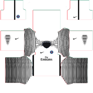 Paris Saint-Germain Goalkeeper Away Kit: