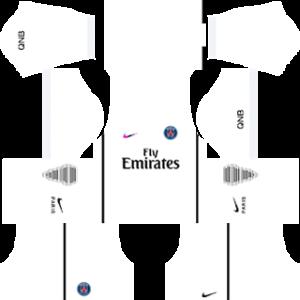 Paris Saint-Germain Third Kit: