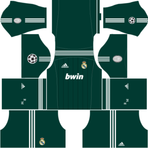 Real Madrid Third Kit 2013