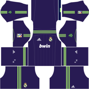 Real Madrid Away Kit 2013