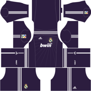 Real Madrid Third Kit 2011