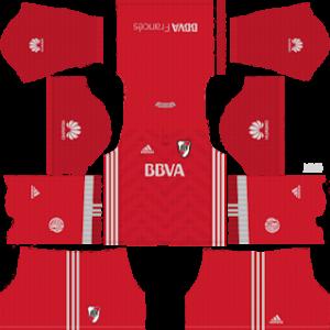 River Plate Away Kit 2019