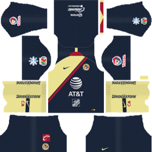 Club America Away Kit 2019