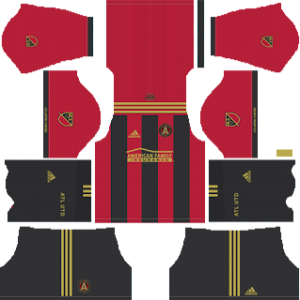 Atlanta United FC Kits 2018/2019 Dream League Soccer