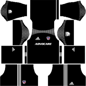 FC Dallas Goalkeeper Away Kit 2019