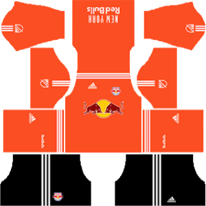 New York Red Bulls Goalkeeper Away Kit 2019