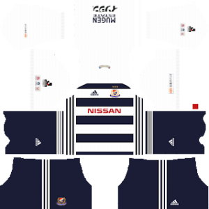 Yokohama F. Marinos Away Kit 2019